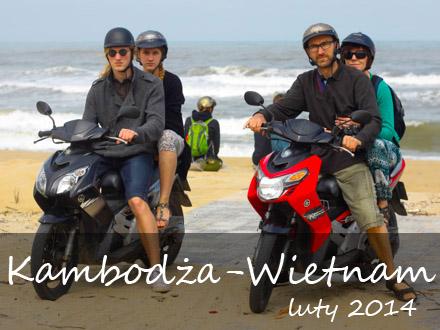 Kambodża-Wietnam