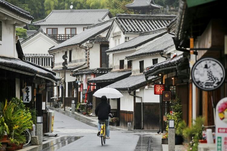 Bikan w Kurashiki