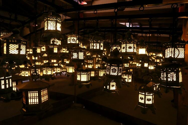 Kasuga Taisha w Nara