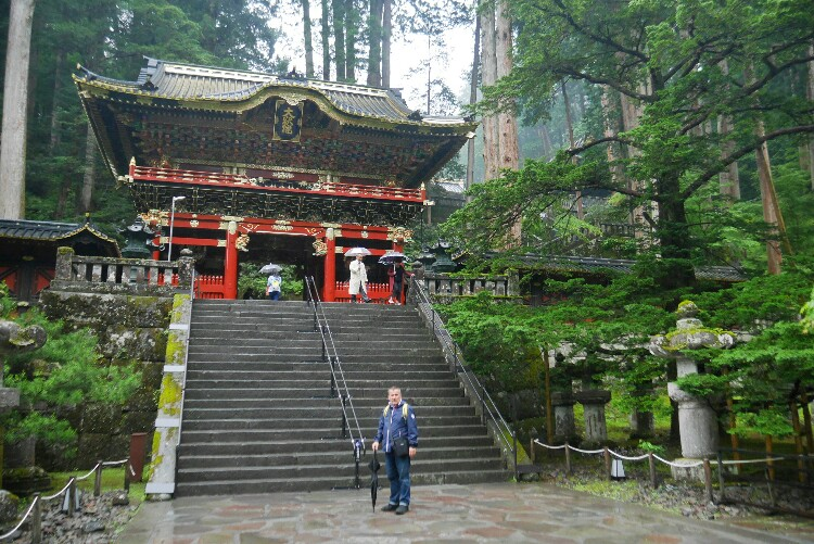 Taiyuin w Nikko
