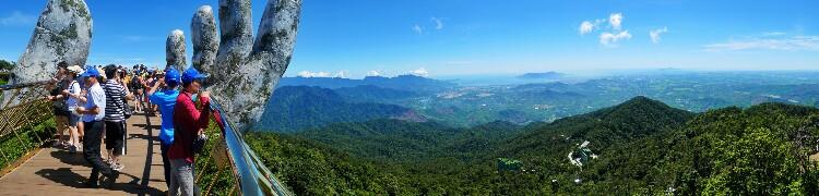 Ba Na Hills w Wietnamie