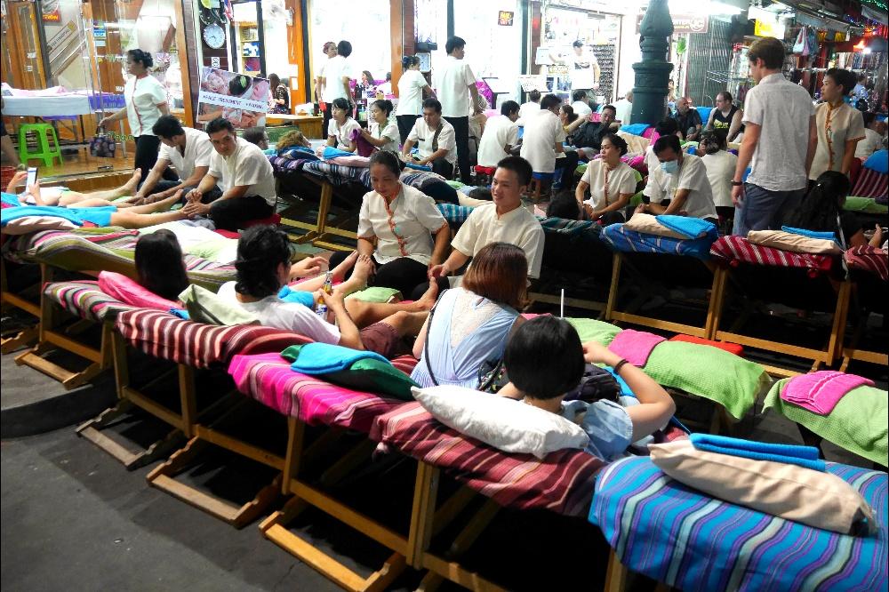Rambuttri w Bangkoku