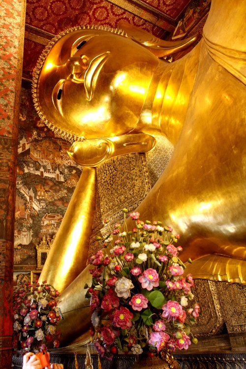 Wat Pho w Bangkoku