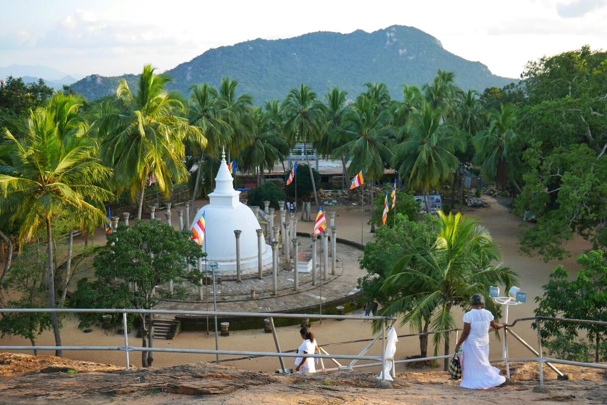 Mihintale na Sri Lance