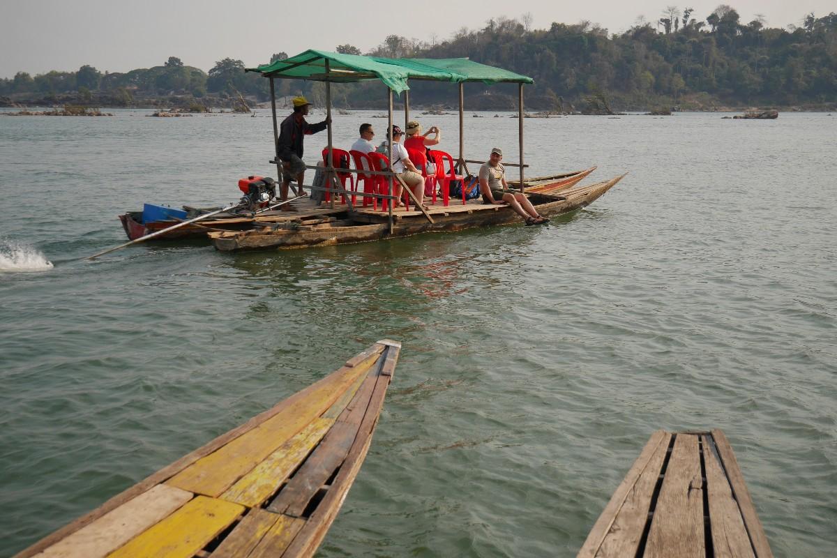 rzeka Mekong i Kraina 4000 Wysp