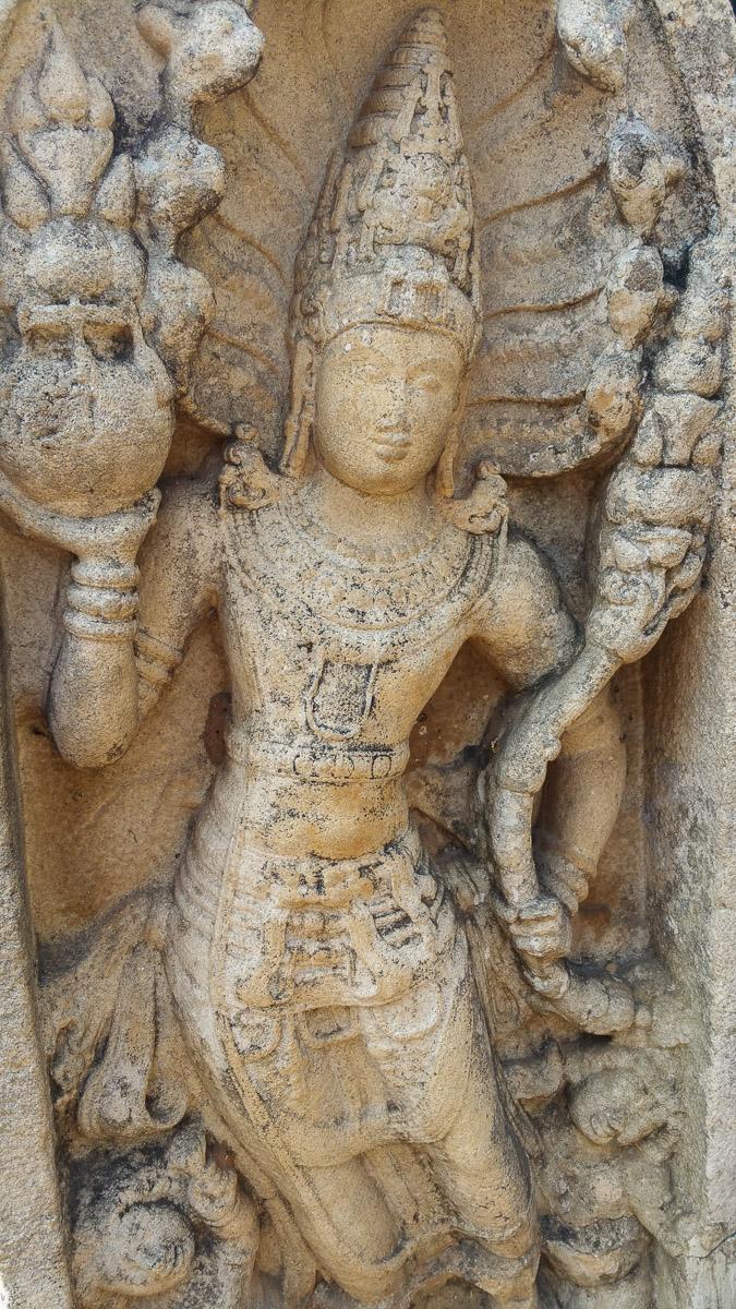 Mura Gala w Anuradhapura na Sri Lance