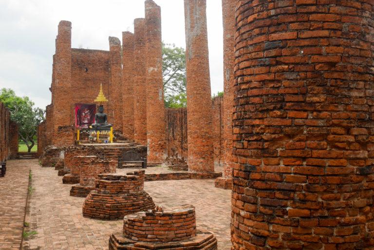 świątynia Wat Thammikarat w Tajlandii