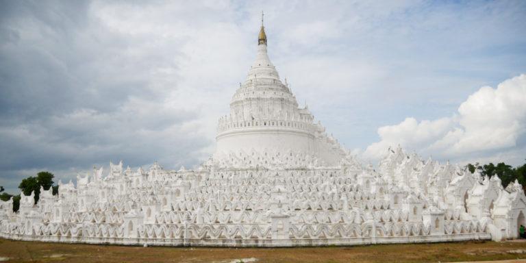 Birma, Mingun, Hsinbyume