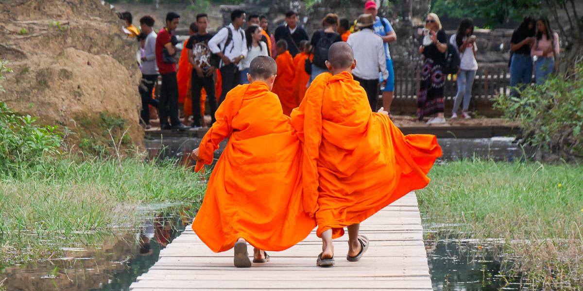 Neak Pean w Angkor