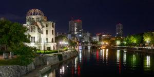 Genbaku Dome w Hiroszimie
