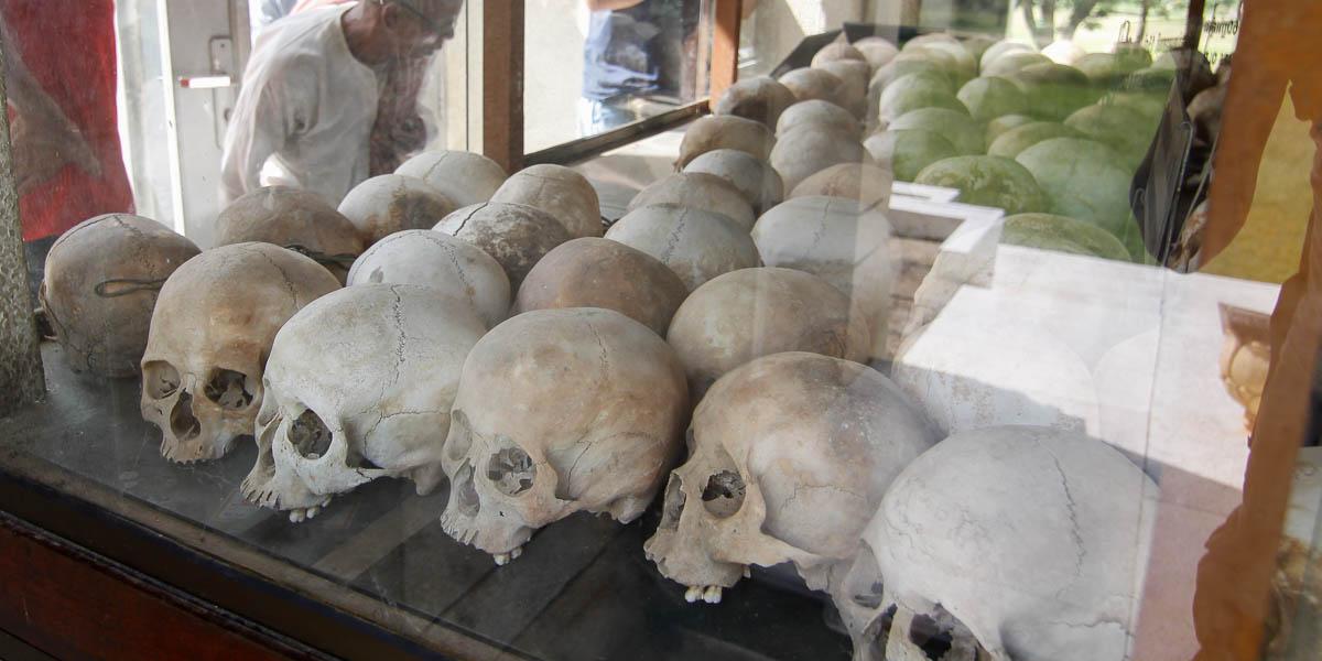 Pol Pot znaczy tyle co śmierć