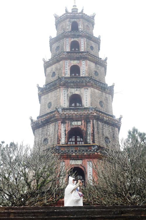 Wieża świątyni Thien Mu