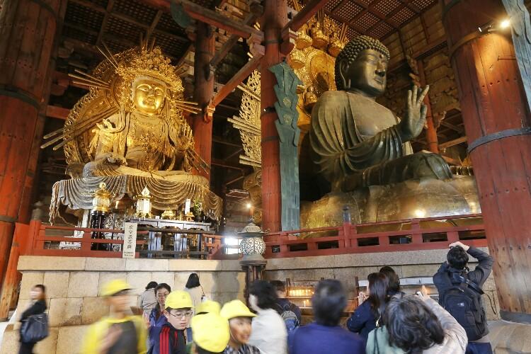 Todai-ji w Nara