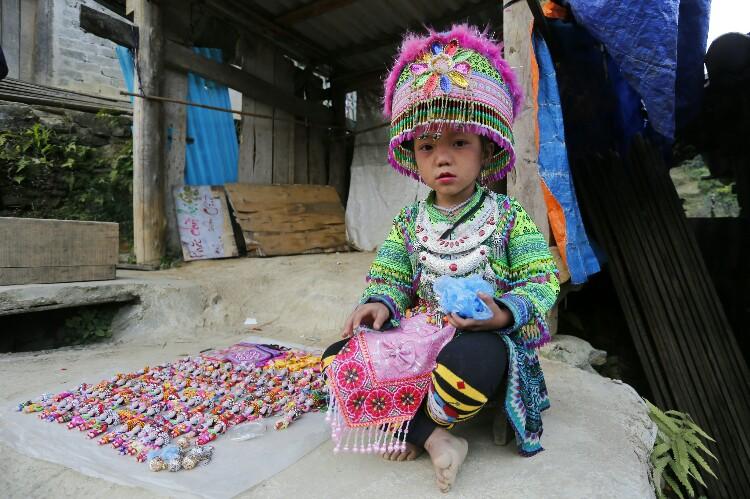 Sapa w Wietnamie