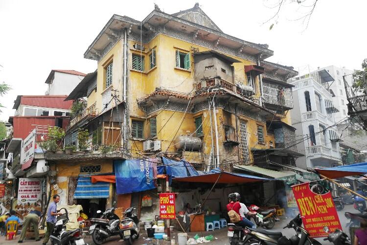 Hanoi w Wietnamie