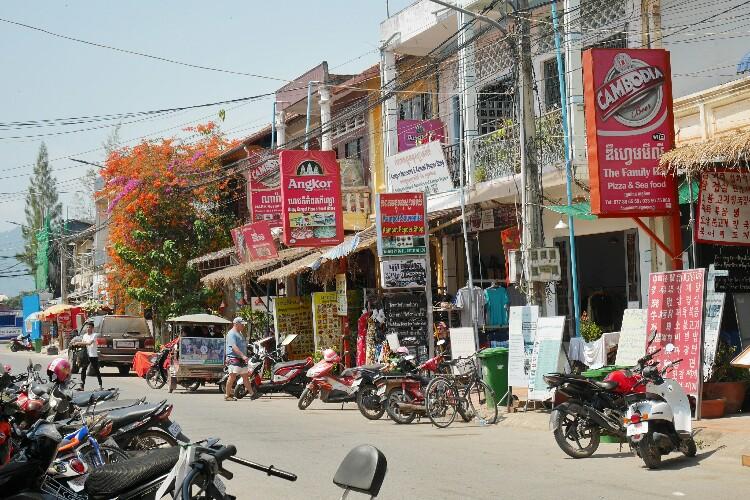 Kampot w Kambodży
