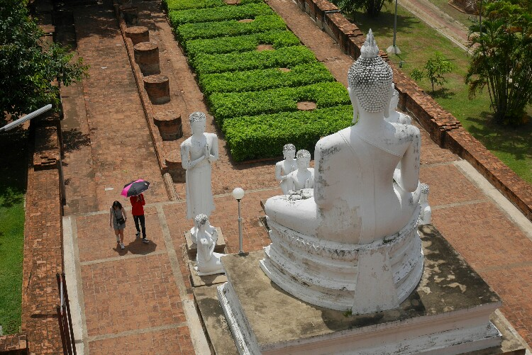 świątynia Wat Yai Chaimongkhon