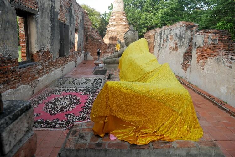 świątynia Wat Phutthai Sawan