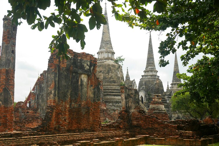 świątynia Wat Phra Si Sanphet
