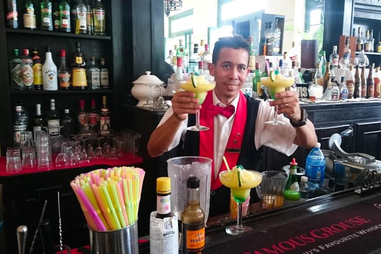bar w Matanzas na Kubie