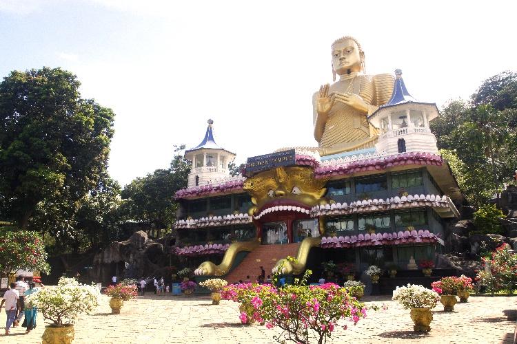 Dambulla na Sri Lance