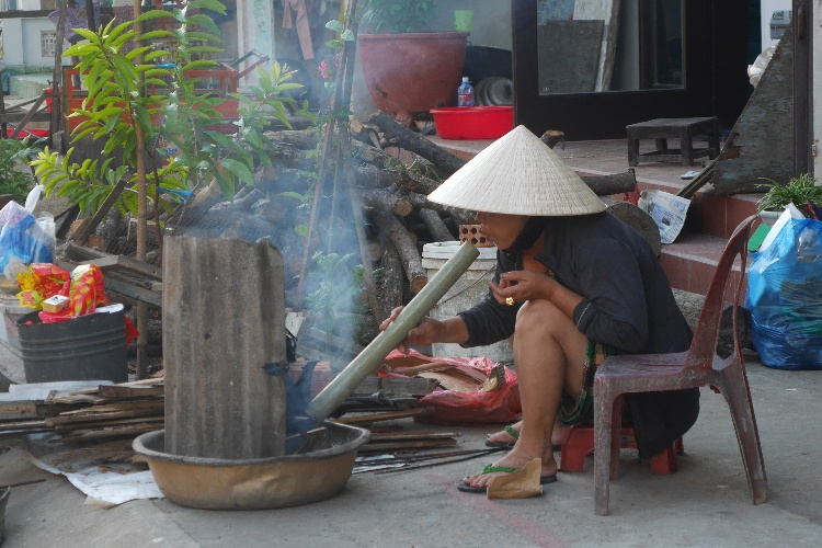 Hoi An w Wietnamie
