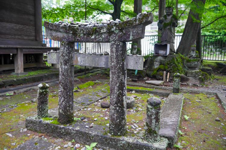 Brama Torii w Tokio