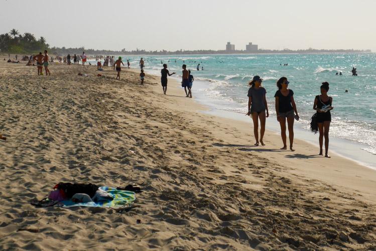 plaża Varadero na Kubie