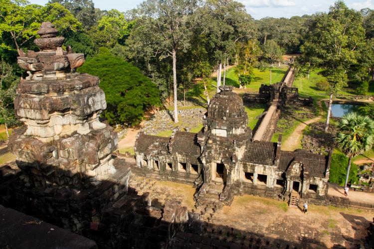 Baphuon w Kambodży