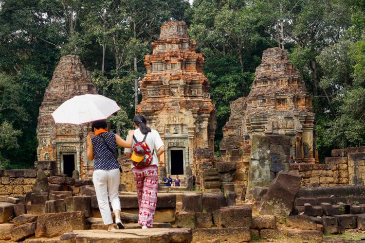Preah Ko w Kambodży