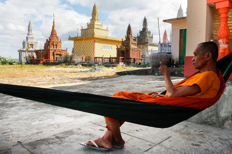 Sihanoukville w Kambodży