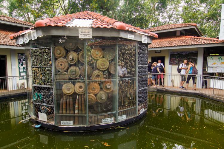 Muzeum Min Lądowych w Kambodży