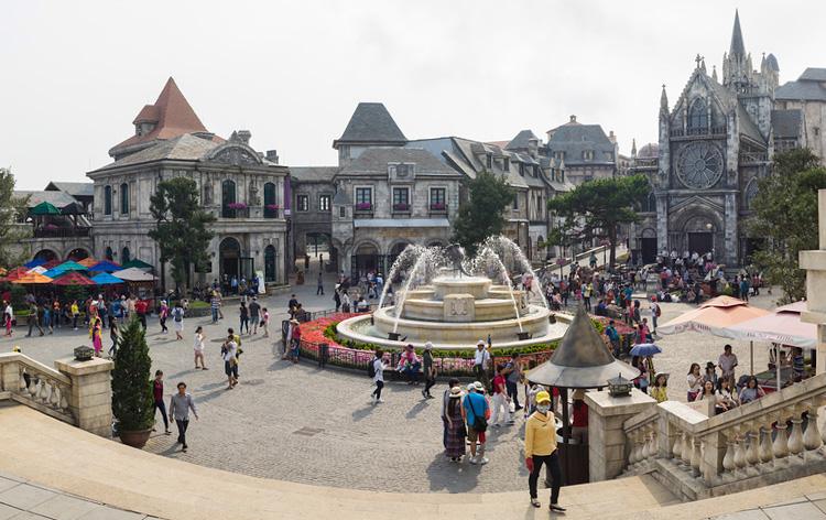 Francuska Wioska w Wietnamie