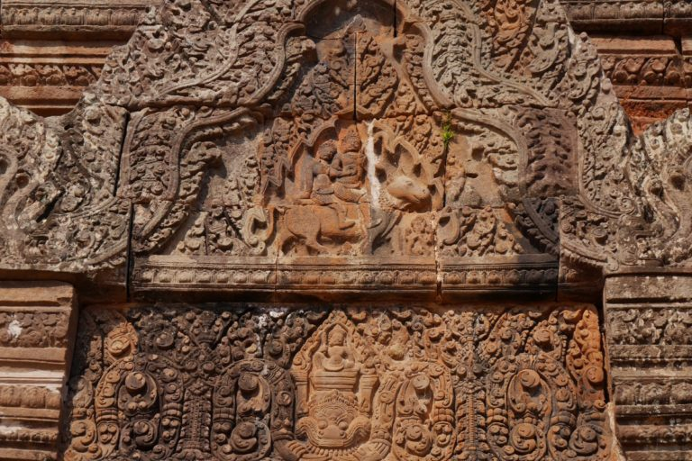 świątynia Wat Phou w Laosie
