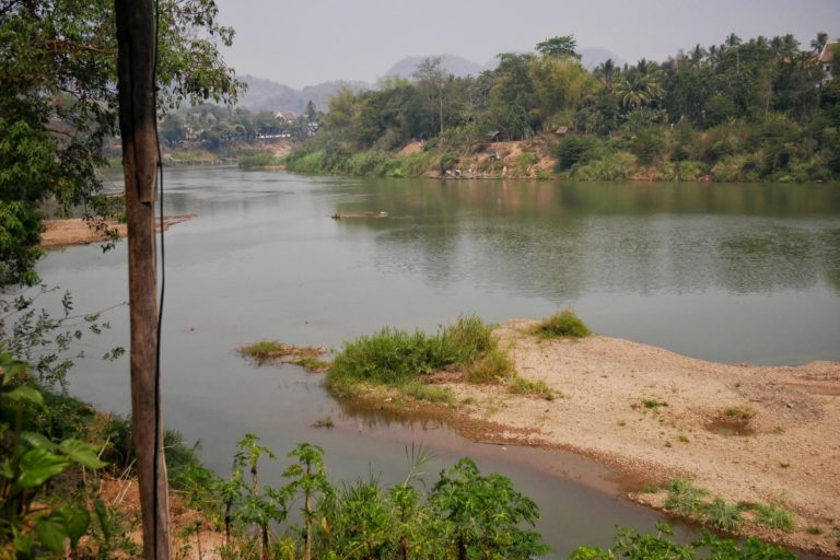 Luang Prabang w Laosie