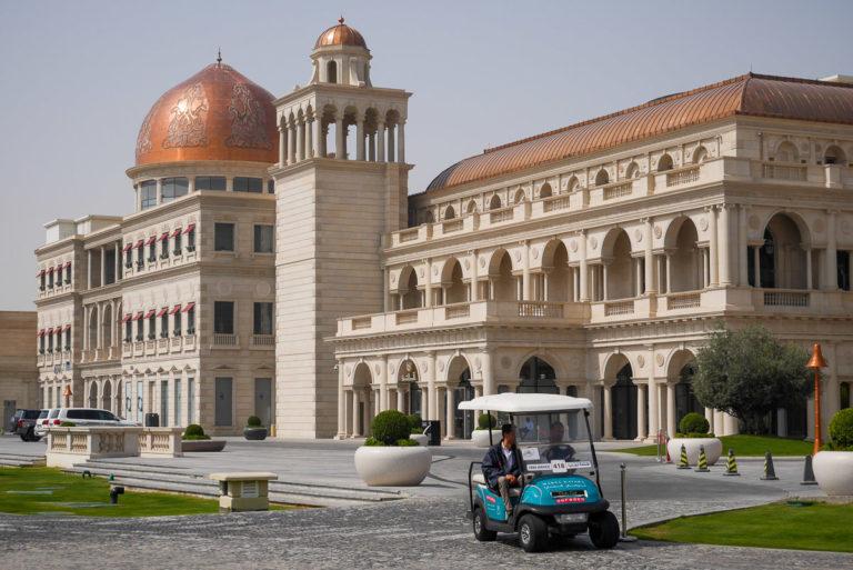 stolica Qataru - Doha