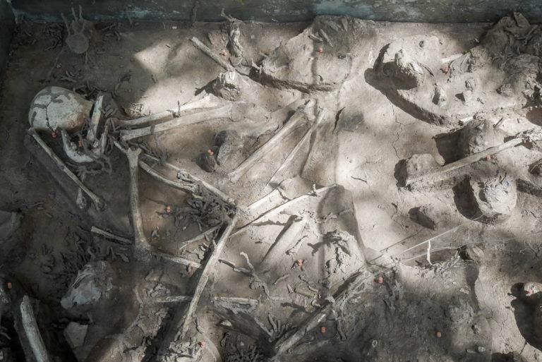 Pola Śmierci niedaleko Phnom Penh