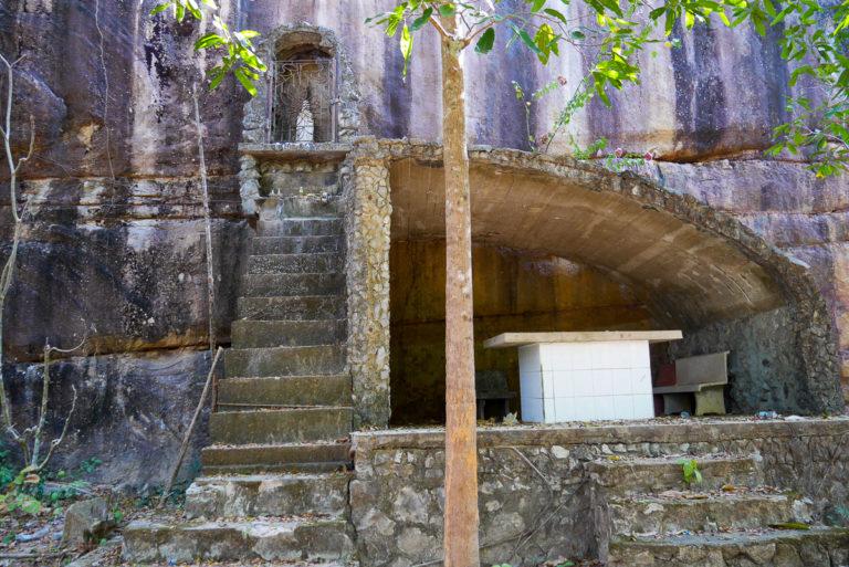 świątynia przy Kampaeng Yark