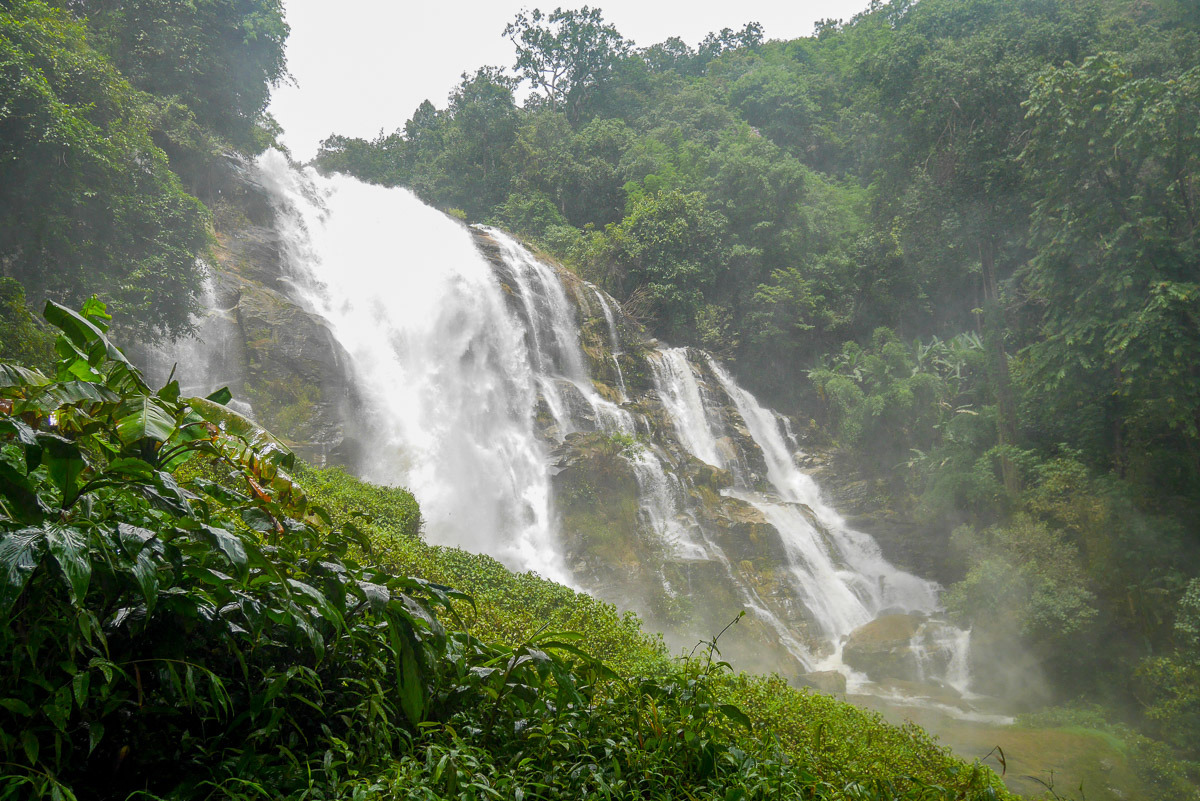 wodospad w Chiang Mai