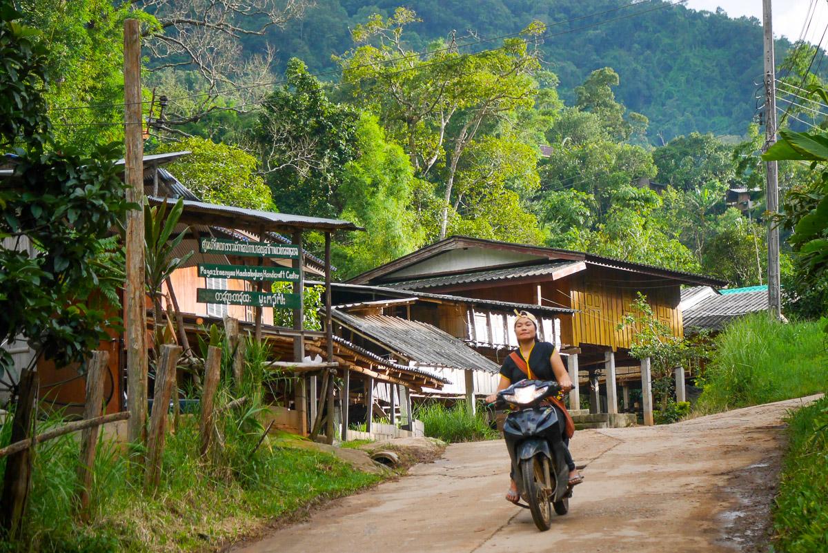 Mea Klang Luang w Chiang Mai