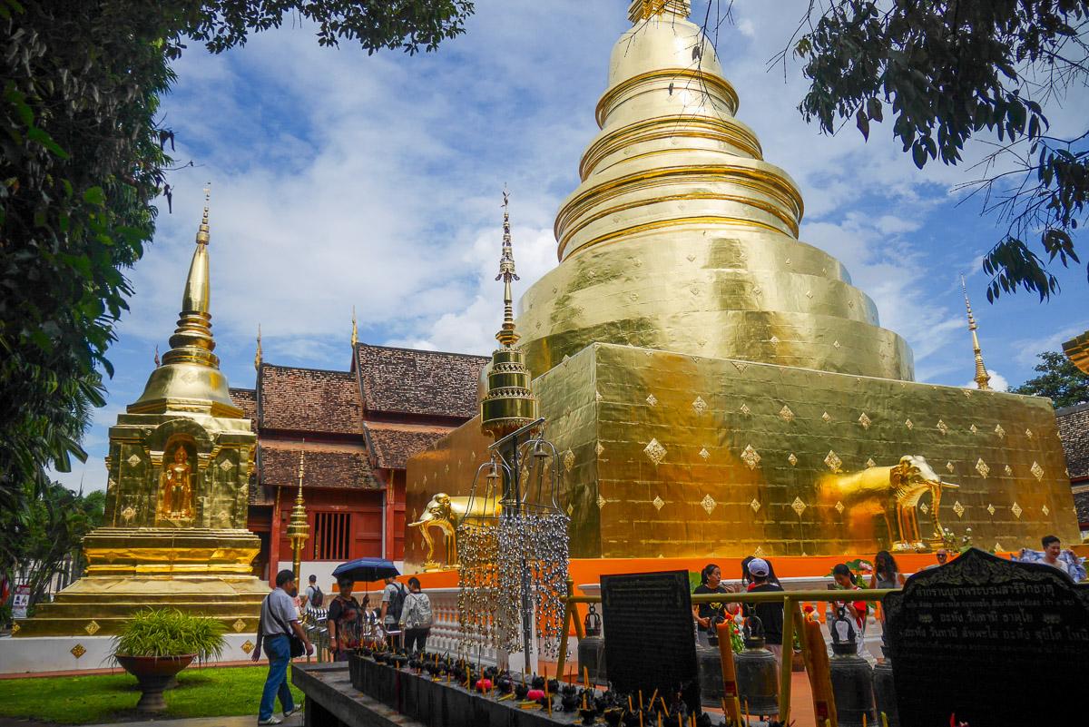 Wat Phra Singh w Ayutthaya