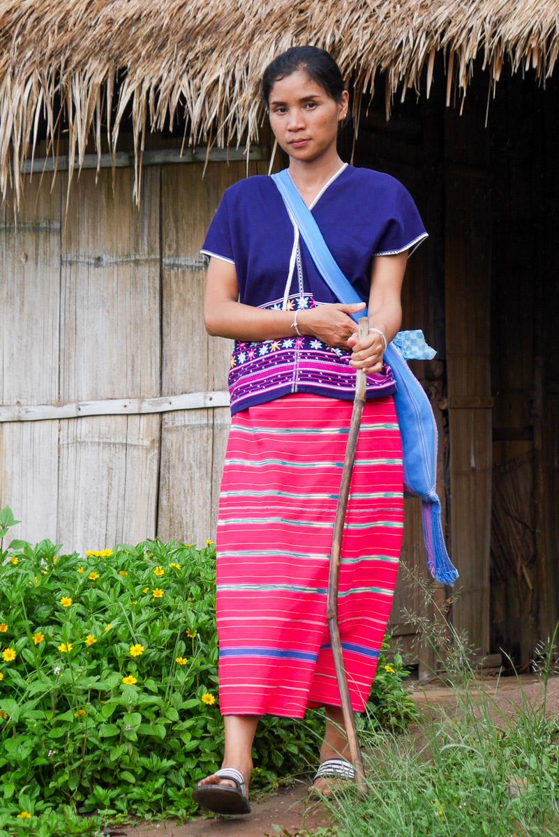 wioska Mea Klang Luang