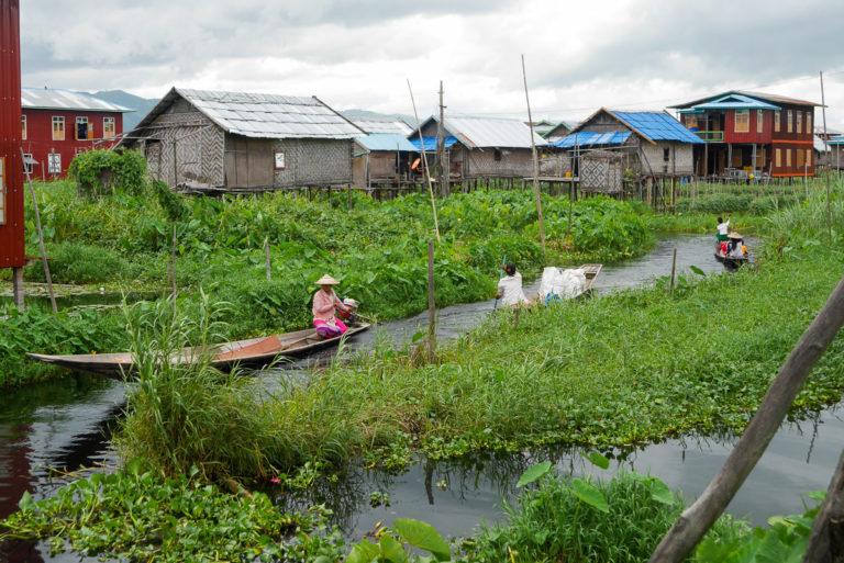Maing Thauk w Birmie