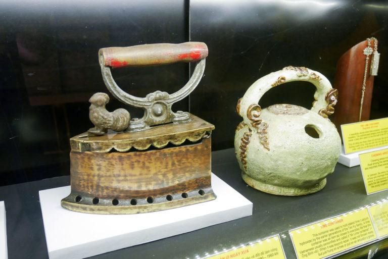 Wystawa w Domu Tan Ky