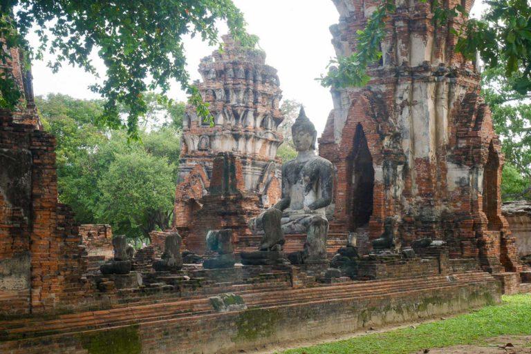 Wat Maha That - Świątynia Wielkiej Relikwii
