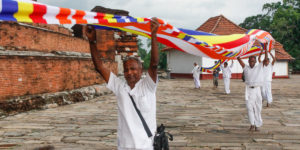 Festiwal buddyjski Katina Pooja