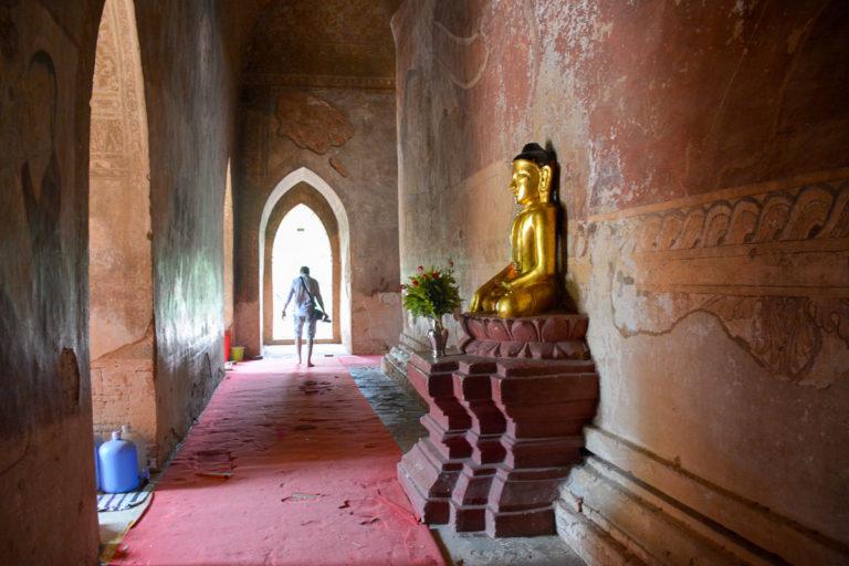 Wewnętrzny korytarz