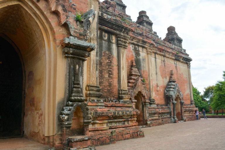 Pierwszy poziom świątyni