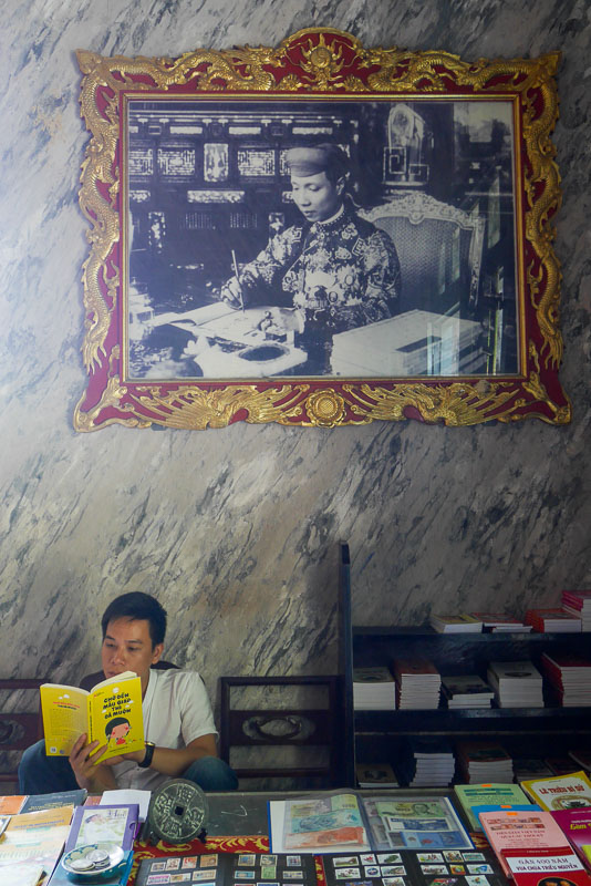 Portret Khai Dinha