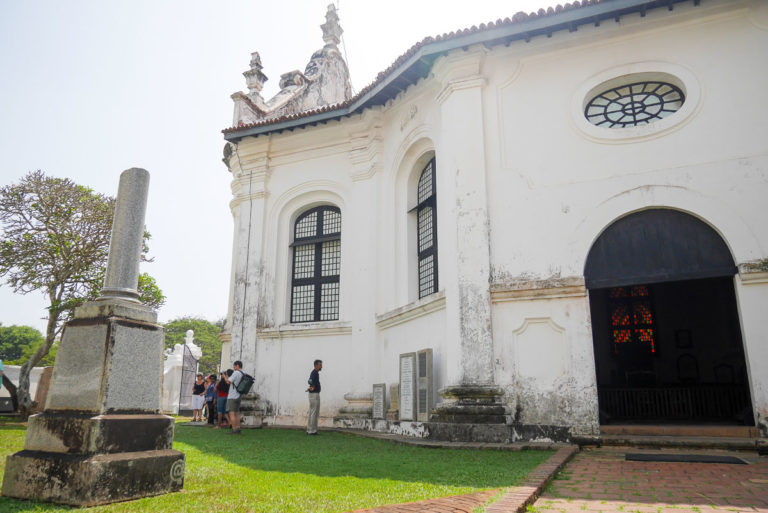 Kościelny ogród